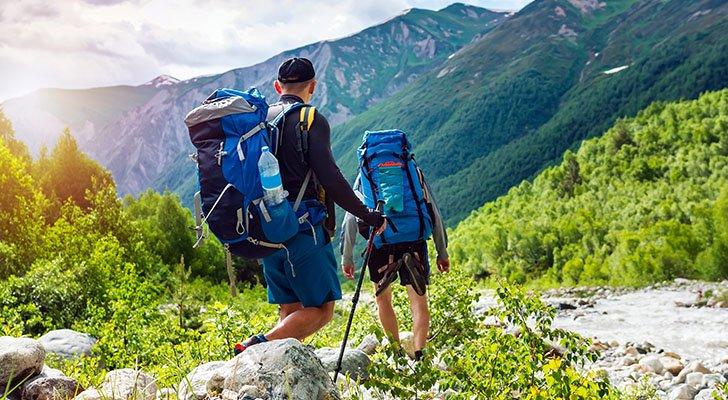 Was ist der Unterschied zwischen Trekking und Wandern?