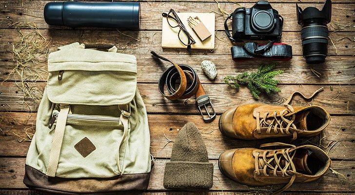 Rucksack richtig packen: 8 Tipps, um platzsparend zu packen